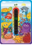 Baby Marine Sea Life Nursery Room Thermometer